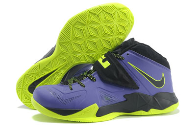 Acheter Nike Zoom Soldier 7 Court pourpre