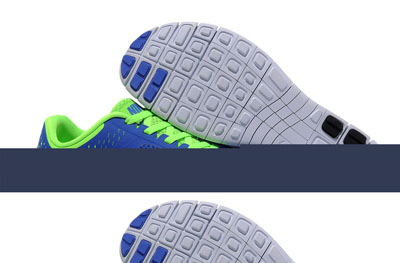 Shopping en ligne Nike Free 4.0 V2 Homme Game Royal Electric vert Pure Platinum