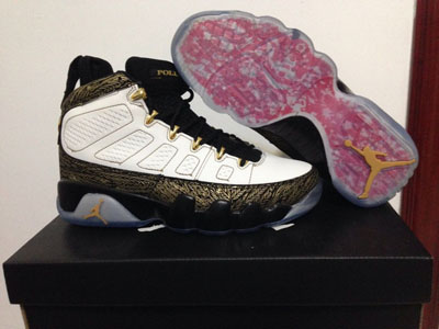 authentique Air Jordan 9 Doernbecher