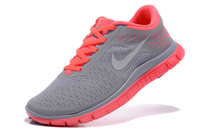 authentique Hot Punch Nike Free 4.0 V2 Femme Running Chaussures