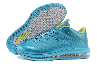 authentique Nike LeBron 10 Low Easter