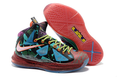 authentique Nike LeBron 10 What The MVP