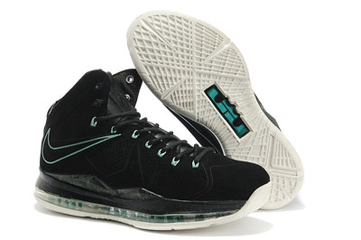 authentique Nike LeBron X DNYW Customs by PK Zuniga