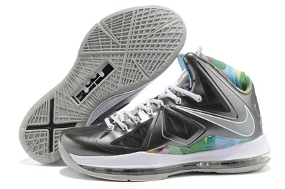 authentique Nike LeBron X Prism
