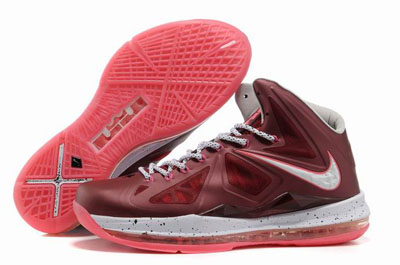 authentique Nike Lebron 10 Crown Jewel Sport Pack
