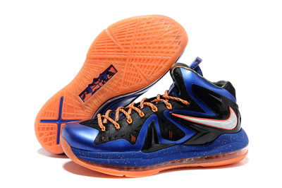 authentique Nike Lebron 10 Elite Superhero