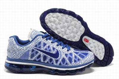 authentique Nike air max 2013 price blanche bleu Homme