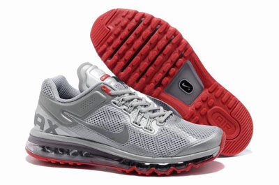 authentique Nike air max 2013 review Gris rouge