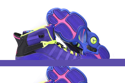 paris Air Jordan 6 Rings Fresh Prince of Bel Air