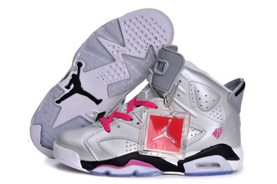 paris Air Jordan 6 Valentines Day 2014 Femme