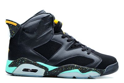 paris Air Jordan 6 World Cup Brazil