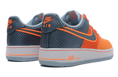 pas chère Nike Air Force 1 Low Total Orange