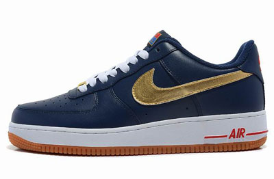 pas chère Nike Air Force 1 Low USA Olympic Dream Team