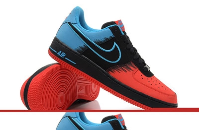 pas chère Nike Air Force 1 Spider Homme