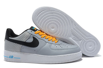 pas chère Nike Air Force 1 Washington Wolf Gris