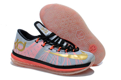 pas chère Nike KD 6 Elite or Collection