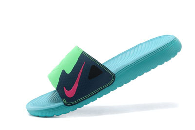 pas chère Nike KD Slide South Beach