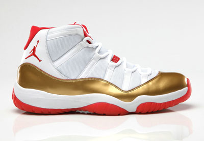 pas cher Air Jordan 11 Two Rings Ray Allen PE