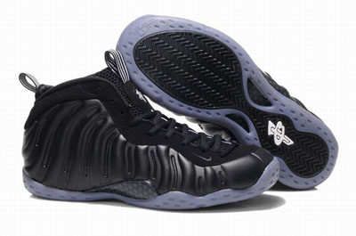 pas cher Nike Air Foamposite One Stealth