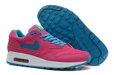 nike air max 1 rouge femme pas cher