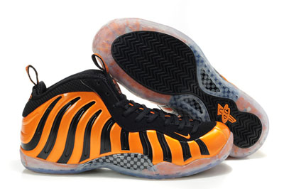 pas cher Nike Foamposite One Eye Of The Tiger