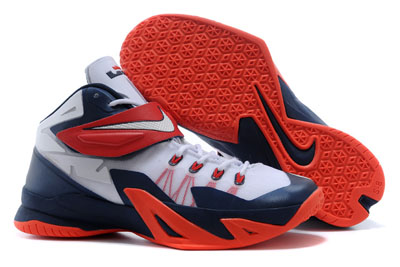 pas cher Nike LeBron Zoom Soldier 8 USA