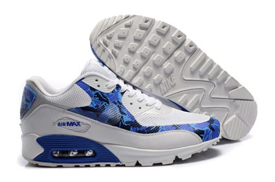 site officiel NIKE AIR MAX 90 Hypefuse Navy
