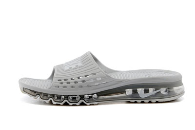 site officiel Nike Air Max 2014 Slide Air Cushion gris