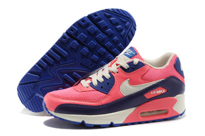 site officiel Nike Air Max 90 Homme Femme Colorful rose