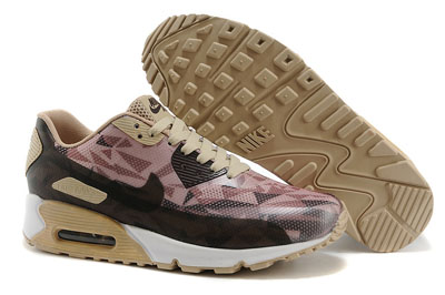 site officiel Nike Air Max 90 Hyperfuse Beige brun