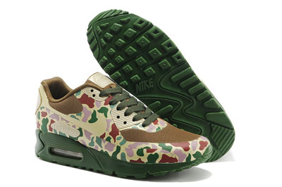 site officiel Nike Air Max 90 Hyperfuse Camouflage soul Jin Micai
