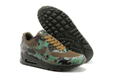 site officiel Nike Air Max 90 Hyperfuse Camouflage soul brun camouflage