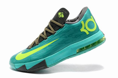 site officiel Nike KD 6 Bamboo More Photos