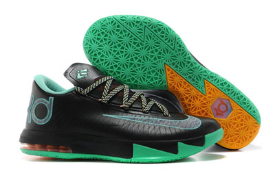 site officiel Nike KD 6 Brazil Night Vision