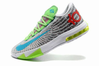 site officiel Nike KD 6 DC Preheat