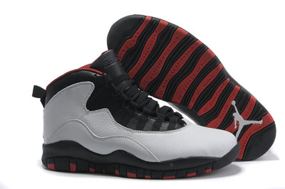 soldé Air Jordan 10 Chicago Retro
