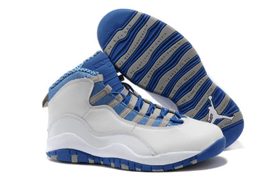 soldé Air Jordan 10 Retro Old Royal