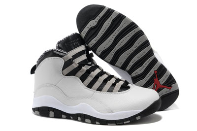 soldé Air Jordan 10 Retro Stee